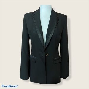 Guess tuxedo blazer